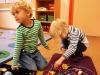 Beim gemeinsamen Spielen